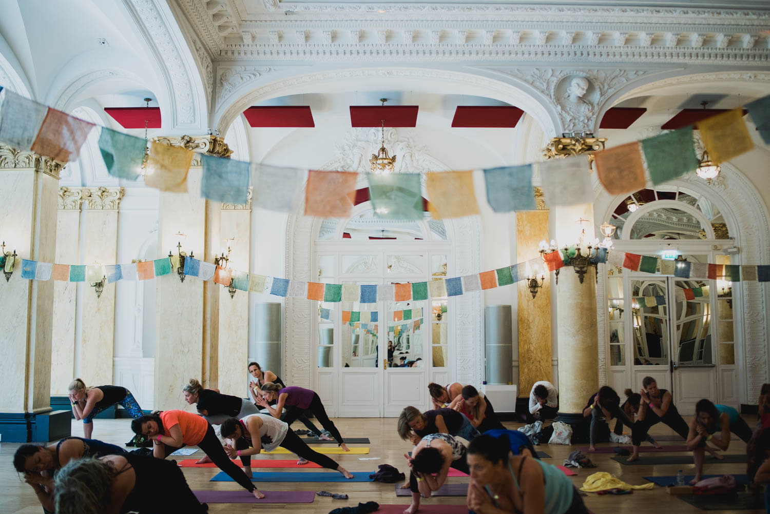 Chamonix Mont Blanc Yoga Festival 2019 - Yoga In The Alps - Mindful
